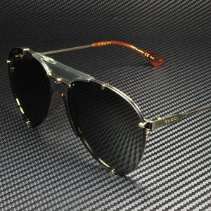 Gucci Grey 61mm Sunglasses